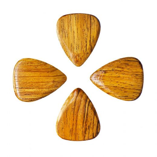 Timber Tones Thai Sindora 4 Guitar Picks